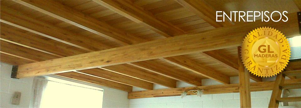 Gl maderas dise o y construcci n en madera en carlos paz for Escalera de madera para entrepiso